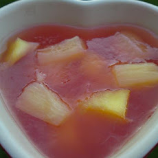 Tropical Fruity Jello