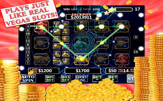 zodiac casino android app