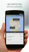 Screenshot of Money Tracker by BillGuard