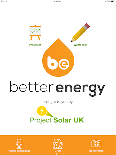 Project Solar - Better Energy - screenshot