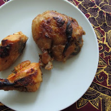 Twice Cooked Javanese Grilled Chicken