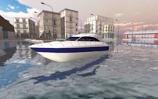 Screenshot of BOAT PARKING HD
