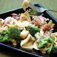 Broccoli Tortellini Salad