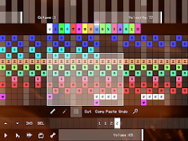 Screenshot of PixiTracker