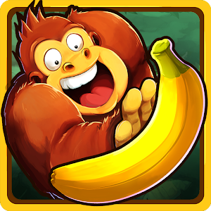 Banana Kong – play thrilling endless jungle adventure