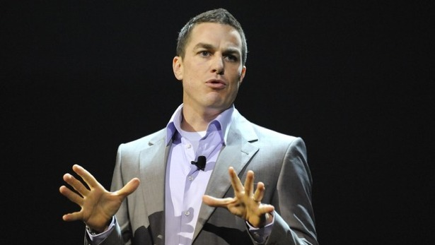 Andrew Wilson installed as EA's new CEO