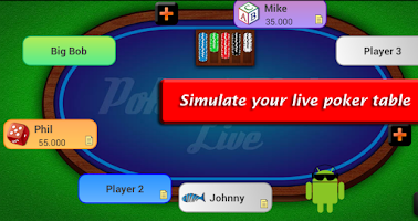 Screenshot of Poker Notes Live
