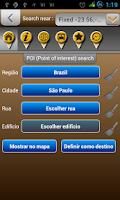 Screenshot of Map of Brazil
