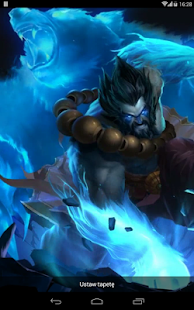 LoL Bear Udyr Live Wallpaper - screenshot