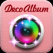 DecoAlbum デコアルバム プリクラ 日記 プリ帳