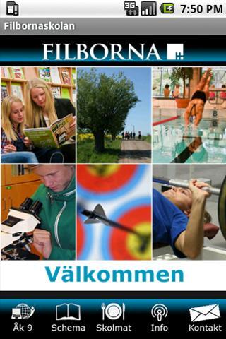 Filbornaskolan - Helsingborg