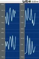 Screenshot of Real-time Graph Widget