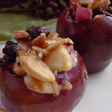 Ham-Stuffed Apples