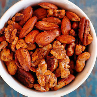 Spiced Nuts Paleo Recipes