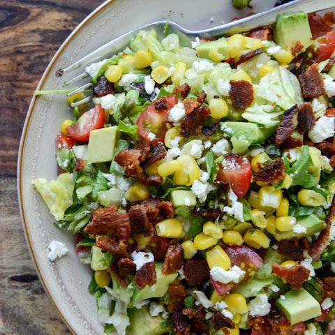 10 Best Corn Avocado Lettuce Salad Recipes | Yummly