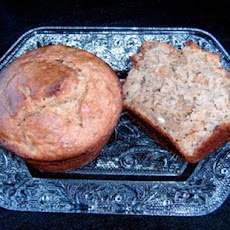Terrific Banana-Oat Muffins!