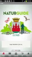 Screenshot of Naturguide Lund