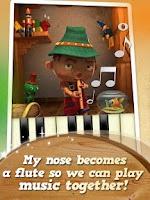 Screenshot of Talking Pinocchio Pro