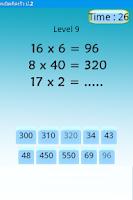 Screenshot of คณิตคิดเร็ว ป.2