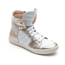 Versace Metallic High Top HIGHT TOP