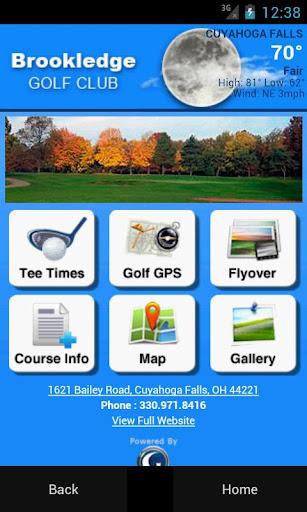 Brookledge Golf Club