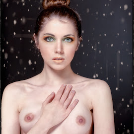 Give My Word... by Tinkers Realm - Nudes & Boudoir Artistic Nude ( model, topless, nude, beautiful )