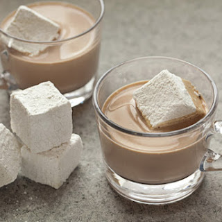 Best Pastry Chefs | Roasted Chestnut Hot Chocolate with Toasted Vanilla Bean Marshmallows