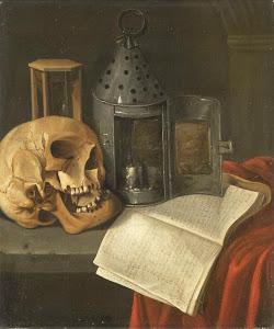 RIJKS: B. Schaak: painting 1700