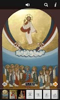 Screenshot of The Feast of the Ascension