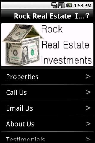Rock Real Estate Investments