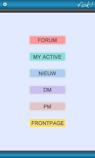 FOK Forum App