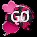 GO SMS - Gunpowder N Hearts icon