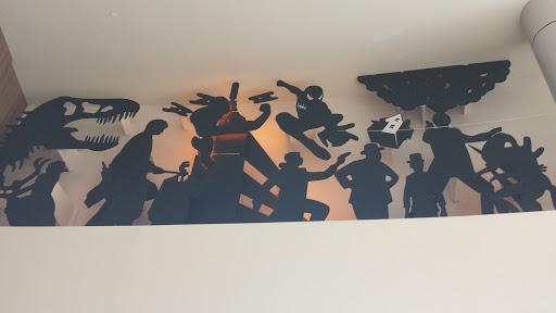 Movie Mural