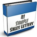 Sample Sales Letters