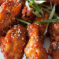 Korean Fried Chicken (Soy and Garlic)