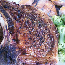 Easy Grilled/Broiled Pork Chops
