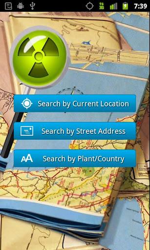 Nuclear Site Locator