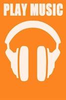 Screenshot of Play Music