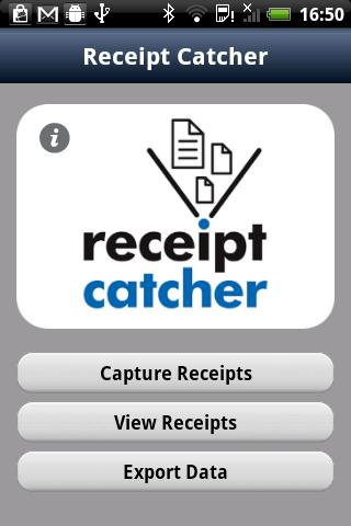 Receipt Catcher