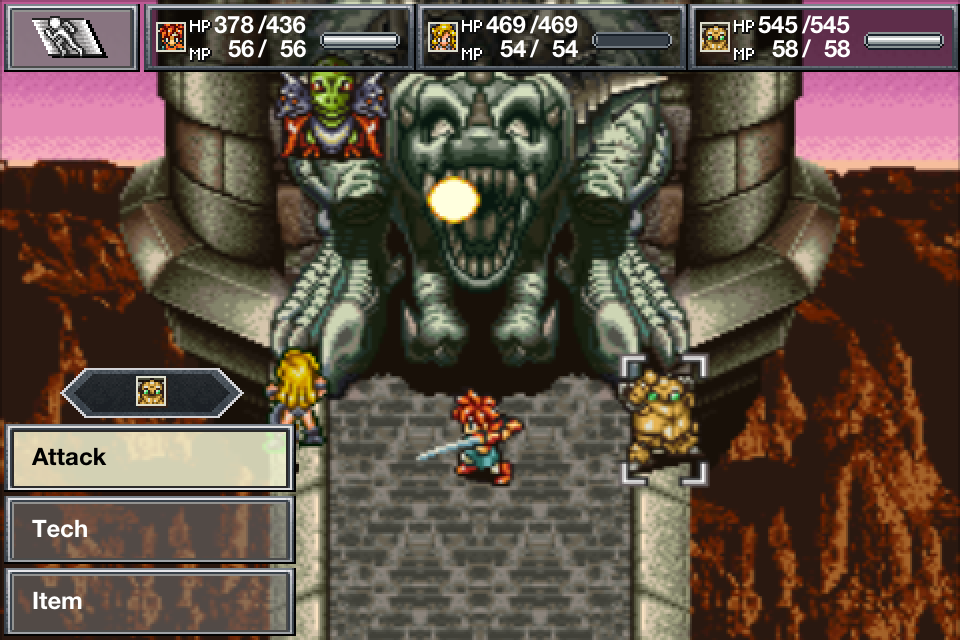 CHRONO TRIGGER Screenshot 5