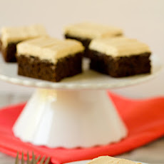 Mocha Brownies