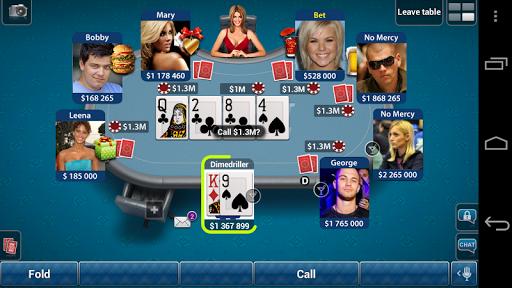 Texas Poker E - screenshot