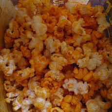 Honey and Orange Popcorn