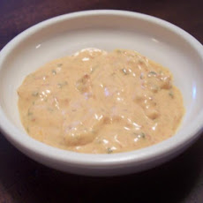 Rubio's Chipotle Cream Sauce
