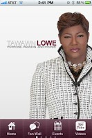 Screenshot of Tawawn Lowe Coaching (TLC)