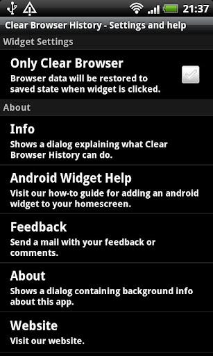 玩免費工具APP|下載清除瀏覽器歷史記錄 app不用錢|硬是要APP
