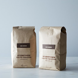 Hair Bender Blend Whole Coffee Beans from Stumptown, 2 Bags