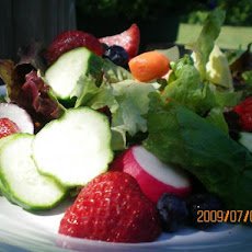 Fruit and Veggie Good for U Salad