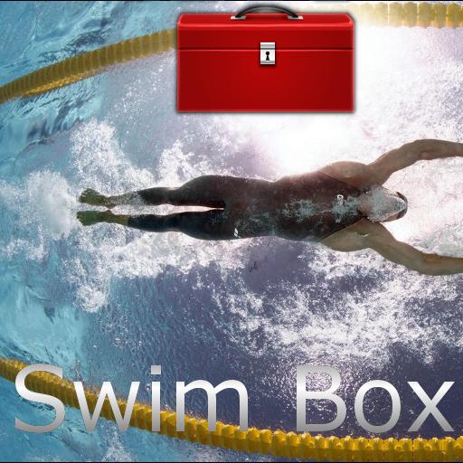 運動必備App|Swim Box LOGO-綠色工廠好玩App