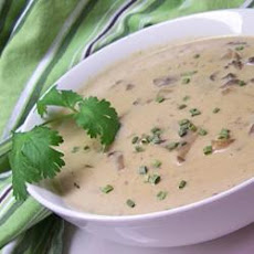 Cream of Mushroom Soup III